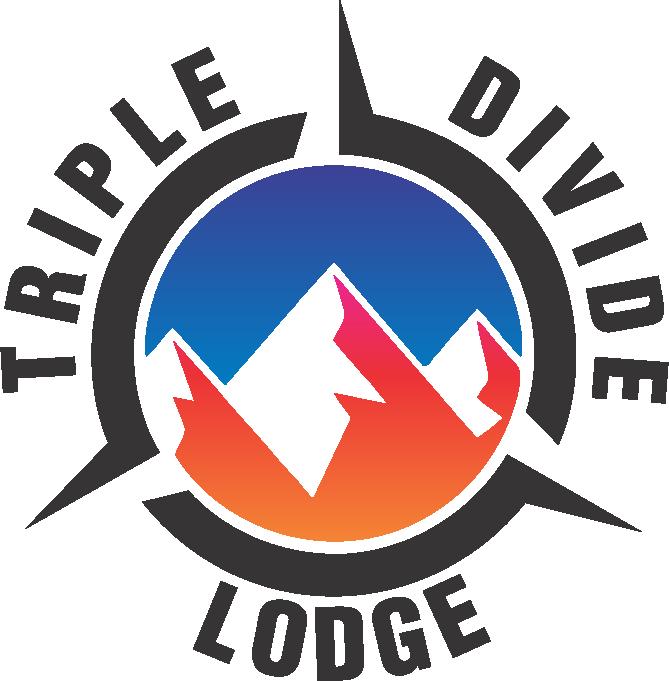 Triple Divide Lodge Logo